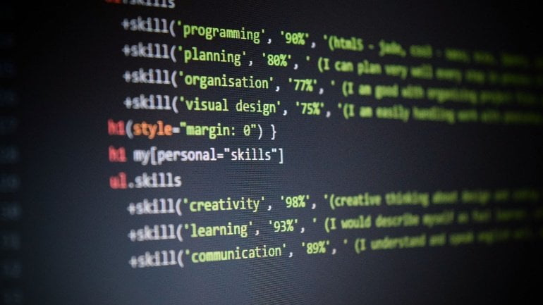 Coding skills for the future
