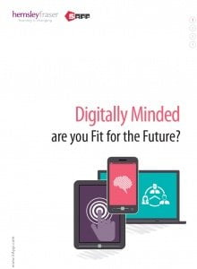Digitally Minded - are you fit for the future