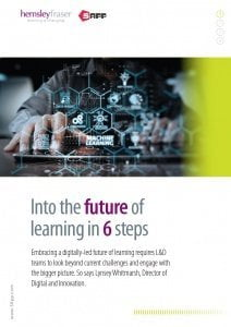 Into the future of learning in six steps - HF - 5App-1