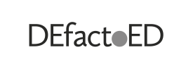 Defacted Logo