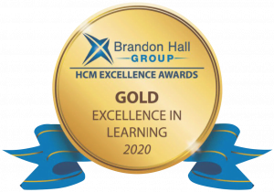 Brandon Hall Group Gold Award